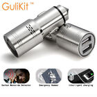 Dual USB Carbon Monoxide Detector Car Charger CO Alarm in Car With Safety Hammer