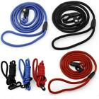 Pets Puppy Dog Safety Rope Slip Training Leash Walking Lead and Collar Rope H