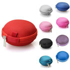 Headphone Headset Carry Hard Case Storage Bag Pouch Holder for Earphones Coins