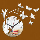 Stickers Home Decor Poster Diy Acrylic Large 3d Sticker Life Wall Clock