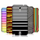 HEAD CASE DESIGNS DYNAMIC STRIPES HARD BACK CASE FOR SAMSUNG GALAXY NOTE 3 NEO