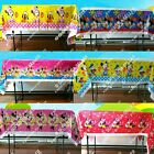 Mickey Minnie Mouse Balloons Table Covers Party Banners Birthday Party Supplies