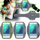 Armband Gym Running Jogging Sports Case Cover AB14 HTC Desire 700