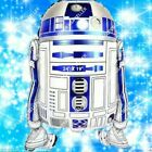 R2-D2 Star Wars Force Awakens Foil Balloon Decor Shower Birthday Party Supplies