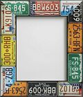 Frame Company Lincoln Range American State Licence Plate Picture Photo Frame
