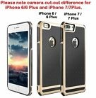 For iPhone  8 7 iPhone 8 Plus Luxury Shockproof Slim Hard Protective Case Cover