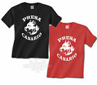 PRESA CANARIO DOG T SHIRT IN ALL KID`S SIZE PRESA CANARIO DOG T SHIRT