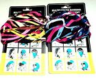 1 GREENBRIER Bandana Hair Wrap - 9 Different Ways To Wear Shown - Assorted New