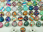 noosa Series 18mm Chunks Snap Button Charm fit DIY Bracelet Wholesale gift #29