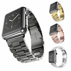 Milanese Magnetic Loop Stainless/Leather Steel Watch Band Strap Apple/iWatch