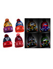 NFL Football Team Logo Big Logo LIGHT UP Beanie - Pick Your Team!