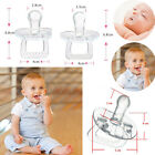 Security Soother Nipple Infant Kid Feeding Silicone Baby Pacifier Orthodontic