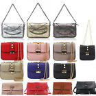 Women's Small Faux Leather Tassel Or Chain Strap Cross Body Handbags Nice Bags