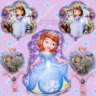 SELECTIONS Disney Princess Sofia Balloon Foil F Shower Birthday Party Supply lot
