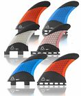 Surf Thruster Fins Honeycomb & Carbon Fiber - Pinne PRO Surf e Kyte in carbonio