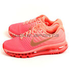 Nike Air Max 2017 (GS) Max Orange/Metallic Red Bronze Youth Running 851623-800