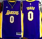 NICK YOUNG LOS ANGELES LAKERS AWAY NBA SWINGMAN JERSEY NEW 2016/2017 SWAGGY P