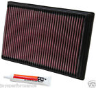 KN AIR FILTER (33-2649) FOR VOLKSWAGEN POLO CLASSIC/VARIANT 1.9D 1997 - 7/1999