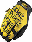 Mechanix Wear - Original Gloves - Yellow/Black