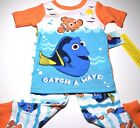 New Finding Dory toddler boys pajamas 2T 3T 4T 5T Finding Dory pajamas
