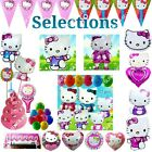 SELECTIONS Hello Kitty Foil Balloons Decor SA Shower Birthday Party Supplies lot