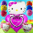 SELECTIONS Hello Kitty Foil Balloons Decor SM Shower Birthday Party Supplies lot
