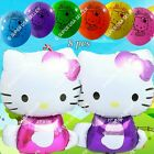 SELECTIONS Hello Kitty Foil Balloons Decor SO Shower Birthday Party Supplies lot