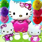 SELECTIONS Hello Kitty Foil Balloons Decor SY Shower Birthday Party Supplies lot