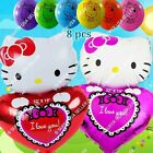 SELECTIONS Hello Kitty Foil Balloons Decor HA Shower Birthday Party Supplies lot