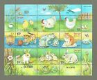 SALE! Israel 2010 Farm & House Animels MNH Full Mini Sheet