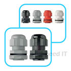 Cable Glands - IP68 Compression M12 M16 M20 M25 M32 PG7 PG9 PG11 PG13.5 PG16