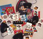 Wrapped Pass The Parcel  PIRATE Theme Party Game