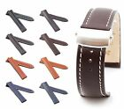 BOB Marino Calf Deployment Strap for Omega, 20-22 mm, 4 colors, new!