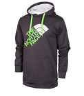 The North Face Men's Tilted Logo Hoody CN3S Gray M L XL
