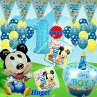 SELECTIONS BABY BOY GIRL SHOWER Foil Balloons Decor Birthday Party Supply lot L