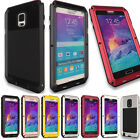 Card Pocket ShockProof Rugged Wallet Case Cover For Samsung Galaxy S4/S5/S6/Note