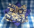 Handmade quilted Microwave Bowl Cozy/Holder-U of W