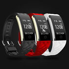 S2 Smart Watch Wristband Bluetooth OLED Fitness Tracker Heart Rate Monitor UK