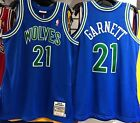 KEVIN GARNETT MINNESOTA MITCHELL & NESS 100% AUTHENTIC 1995/96 JERSEY  NEW