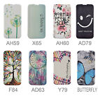 "For LG K8 / LG K350N (5.0"") Wallet PU Leather Stand Flip Painting Case Cover"
