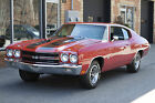 1970 Chevrolet Chevelle SS 396 1970 Cranberry Red SS 396, with 4 Speed!Matching Numbers