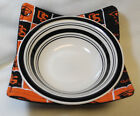 Quilted Microwave Bowl Cozy-OSU Oregon State Beavers-Blocked Print