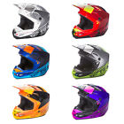 Adult FLY Racing Elite Onset Helmet Motocross MX ATV Dirt Bike DOT Approved