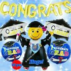 HUGE GRAD CONGRATS GRADUATION BALLOONS GRADUATE BALLOONS DECOR PARTY SUPPLIES A