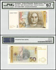 Germany 50 Deutsche Mark, 1993, P-40c,b. Neuman,Replacement/Star,PMG 67 EPQ