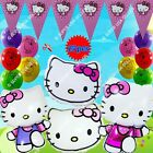 SELECTIONS Hello Kitty Foil Balloons Decor Shower Birthday Party Supplies lot HB