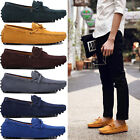 Casual Women's Slip On Flat Shoes Loafers Moccasins Suede Summer Driving Shoes