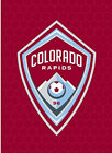 COLORADO RAPIDS - USA MLS LOGO Football Soccer Team - 24x36 Poster
