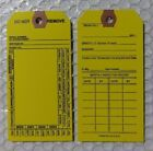 1-500 FIRE EXTINGUISHER 4-YEAR 2020-21-22-23 INSPECTION Service Tags
