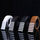 Hot sell Men's Fashion Belts Genuine Leather Alloy Buckle Waist Belt Fitness